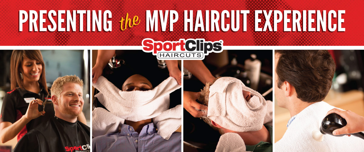The Sport Clips Haircuts of Fort Worth - Westover Village MVP Haircut Experience